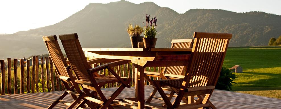 Terrazze e Mobili da Giardino