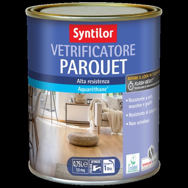 Vetrificatore Per Parquet Aquaréthane ® 0.75L
