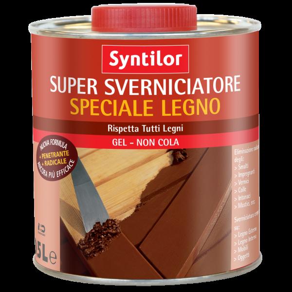Super Sverniciatore Speciale Legno 0.5L