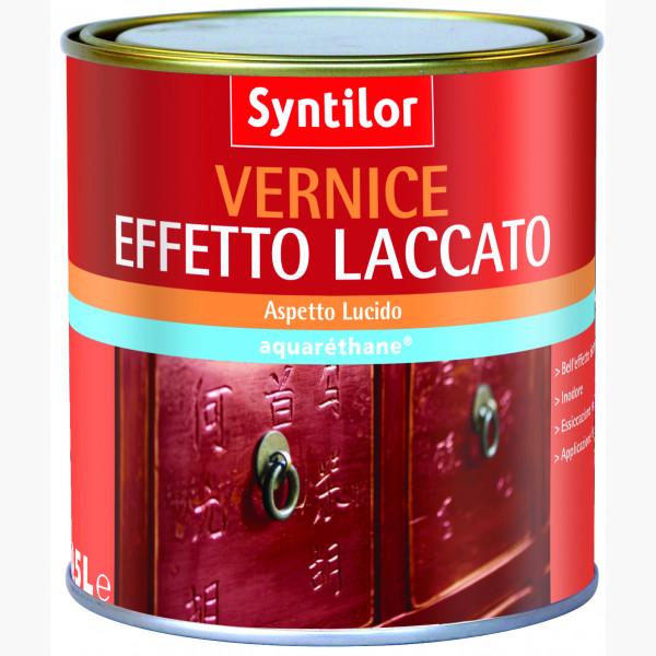Vernice Effetto Laccato Aquaréthane ® 0.5L