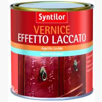 Vernice Effetto Laccato Aquaréthane ®