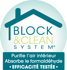 Block and Clean System