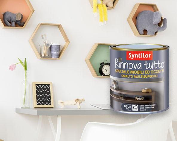 Prodotti per la decorazione di interni mobili parquet pareti pavimenti e rivestimenti - Syntilor rinnova tutto bagno ...