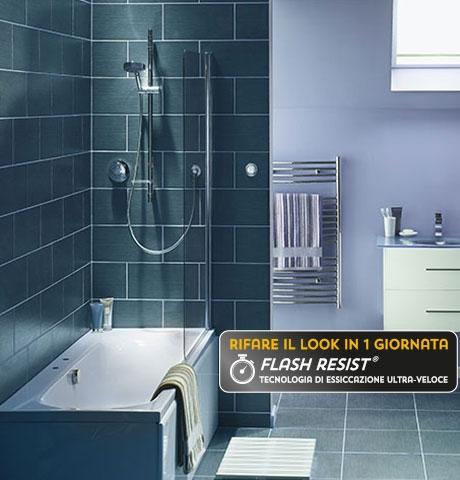 Rinnova/Ridipingi facilmente il tuo bagno