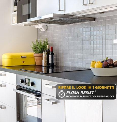 Scopri e proteggi i tuoi mobili da cucina