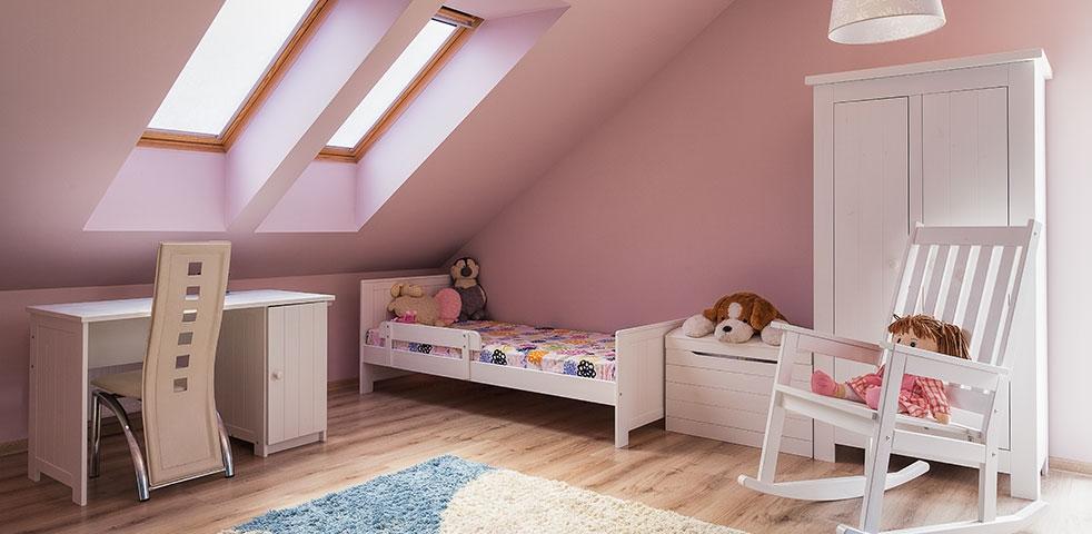 Personalizza/Decora la camera dei bambini