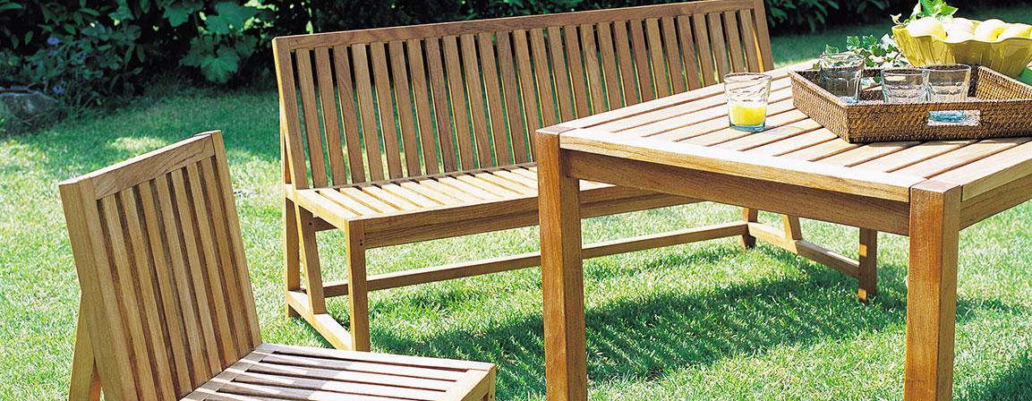 mobili di giardino