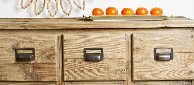 Quale finitura scegliere per i tuo mobili in legno ?