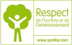 Logo rispetto e di onestà